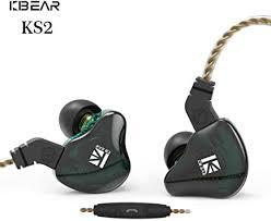 <b>KBEAR KS2</b> in Ear Monitors,H HIFIHEAR 1BA 1DD Stereo in Ear ...