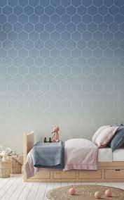 Bedroom wallpaper murals