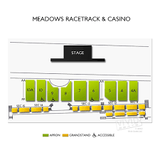 Meadows Casino Concert Seating Chart Meadows Casino Careers Casino Chip Tracking