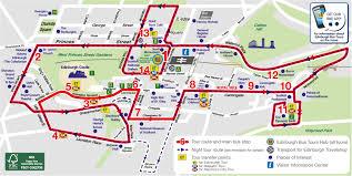 edinburgh city sightseeing hopon hopoff bus tour  edinburgh