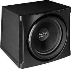 polk audio dxi ported enclosure one dxi series polk audio dxi 112 ported enclosure one 12 dxi series subwoofer at com