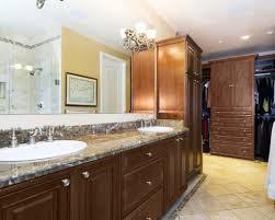 bathroom closet design. Bathroom With Closet Design Closets Houzz Decor E
