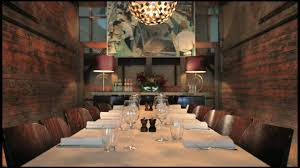 Otto Ristorante Private Dining Room YouTube - Private dining rooms sydney
