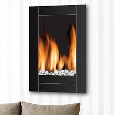 frigidaire wall mounted vertical electric fireplace 499