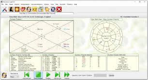 Birth Chart Transit Calculator Transits Parasharas Light
