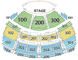 Spotlight 29 Seating Chart Seating Charts Theatre Chart