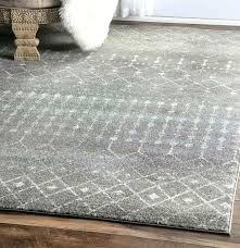 cherine modern grey area rug gray rugs s