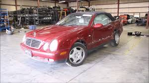 1999 Mercedes CLK 320 Used Parts - YouTube