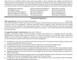 Materials Manager Resume Examples Assistant Portfolio Sample Samples ...