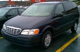 Chevrolet Venture - Information and photos - MOMENTcar