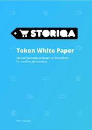 Storiqa Stq Whitepaper