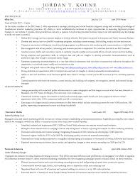 Resume Interests Template And Activities Hobbies On Sample In List