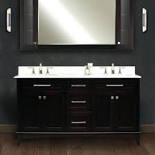 Dual Sink Bathroom Vanity Bathroom Outstanding White Double Sink