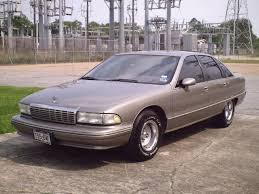 All Chevy » 1992 Chevy Caprice Classic - Old Chevy Photos ...