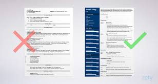 Accountant Resumes Samples Accounting Resume Sample And Complete Guide 20 Examples