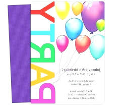 Invitation Words For Birthday Party Invite Wording Birthday Party Guluca