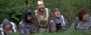 looking back monty python and the holy grail