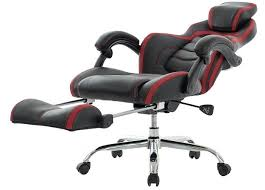 viva office high back bonded leather recliner chair with footrest