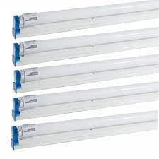 5 bộ bóng đèn tuýp Led Rạng Đông 18W 1m2 Bao gồm máng đèn