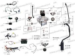 110cc atv engine parts diagram 110cc four wheeler wiring diagram chinese 125cc atv wiring diagram at 110cc Four Wheeler Wiring Diagram