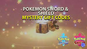 All New Pokémon Sword & Shield Mystery Gift Codes (April 2021)