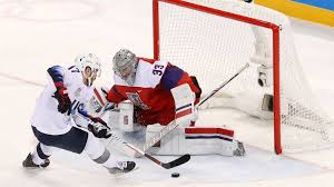 Hockey Score Sheet Fascinating US Men's Hockey Team Is Bounced From Olympic Tournament After
