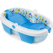summer infant newborn to toddler bath center shower blue com
