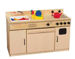 Childcraft All In e Kitchen Center from School Specialty