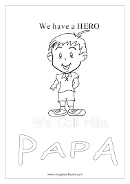 Let them enhance their artful side and print these amazing printable coloring designs for your babies! Free Printable Father S Day Fathers Day Coloring Pages For Kids Kindergarten And Preschool Megaworkbook