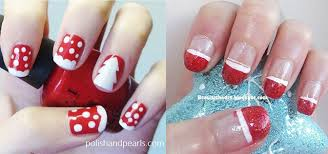 Easy Christmas Nail Art Designs & Ideas 2013/ 2014 | X mas Nails ...