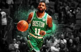 Wallpaper Boston, NBA, Basketball, Celtics, Kyrie, Irving images for  desktop, section спорт - download