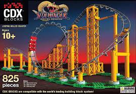 Free Roller Coaster Design Software Cdx Blocks The Sidewinder Roller Coaster