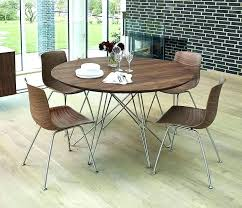 round extendable dining table modern round dining table extension danish dining table extendable round dining table
