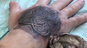 тату печать велеса Tattoo Print Of Veles