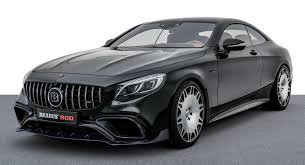 Exclusive collector's item for v12 enthusiasts. Mercedes S63 Coupe Based Brabus 800 Costs Just Under 400 000 Carscoops