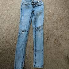 Shyanne Jeans Size Chart Shyanne Ripped Jeans