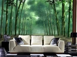 Small Picture Aliexpresscom Buy Custom 3d photo luxuriant big green tree
