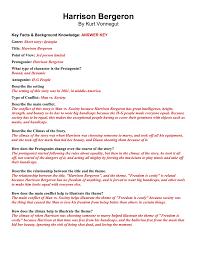 key harrison bergeron key facts explained doc