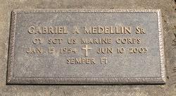 Gabriel Albert Medellin, Sr (1954-2003) - Find A Grave Memorial