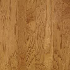 bruce hickory autumn wheat 3 8 in thick x 3 in wide random length engineered lock hardwood flooring 22 sq ft case ahs533 the home depot