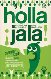 amc glass nickel pizza holla jala amc glass nickel pizza holy frijole amc glass nickel pizza garden party amc glass nickel pizza green gobbler
