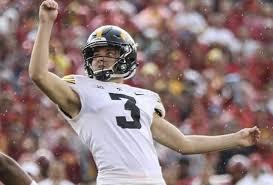 Iowa Football Depth Chart Monday Hawkeyes Earn Big Ten
