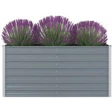 vidaxl raised garden bed 160x80x77 cm