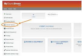 Calendars To Edit Getting Started With Online Calendars Churchart Online