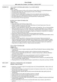 Sample Controller Resume Valuation Controller Resume Samples Velvet Jobs 17