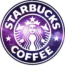 starbucks logo galaxy | Brands | Pinterest | Starbucks logo ...