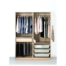 ikea closet systems with doors. Ikea Pax Closet System With Clear Drawers Systems Doors