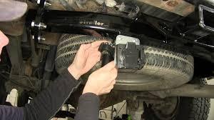 installation of a trailer wiring harness on a 2005 chevrolet silverado etrailer com you