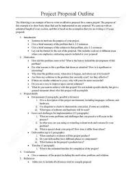 proposal letter example proposal letter for project 9 sample project proposal letter