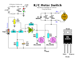 radio controlled electric motor switch r c circuit wiring diagrams r c switch for electric motors